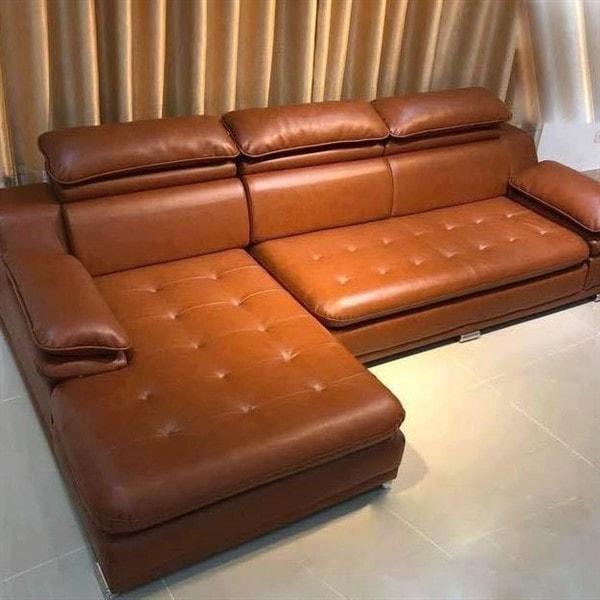 Ghế sofa da giá rẻ tại Hà Nội