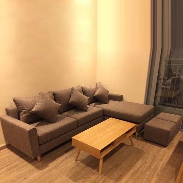 Ghế sofa góc đang làm mưa gió tại Hà Nội
