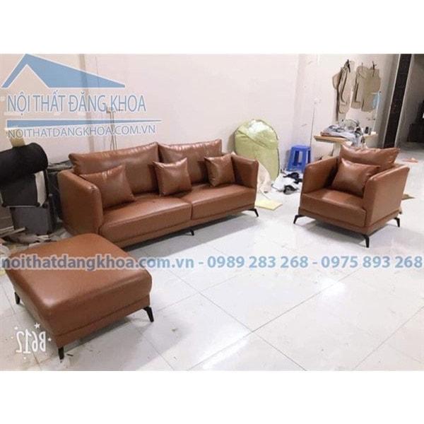 Ghế Sofa văng Da cao cấp dài 2m